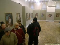 Galeria sztuki - malarstwo