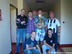 Spartakiada w Sławoborzu 2014