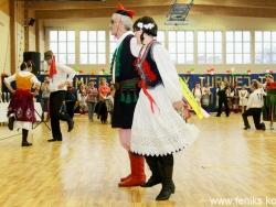 V Międzypowiatowy Turniej Tańca Osób Niepełnosprawnych w Drawsku Pomorskim
